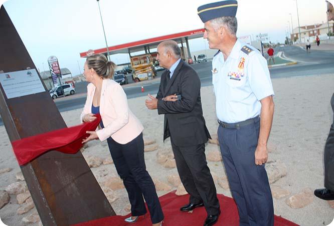 Torre-Pacheco celebra su 178 aniversario con la inauguración de la Rotonda de la AGA